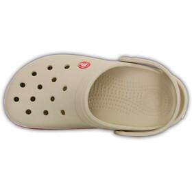 Crocs Crocband Clogs, stucco/melon
